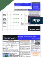 April 2013 Amplify Student Newsletter