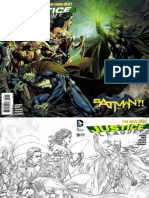 Justice League Issue 19 Exclusive Preview