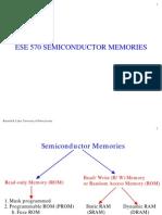 Semiconductor Memories 3