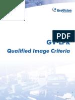 Quick Guide Qualified Image GV-LPR