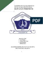 SAP Perineum