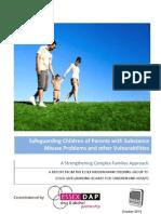 Essex Complex Families Report by Tonic Consultants Matthew Scott