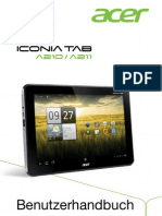 Benutzerhandbuch Acer Iconia A211