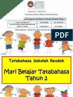 Brm3013-Tatabahasa Bahasa Melayu Sekolah Rendah - Tugasan 1 - d20102042474