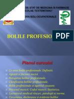 1. Introducere in Boli Profesionale