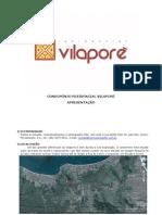 APRESENTAÇÃO CONDOMÍNIO RESIDENCIAL VILAPORÉ.docx