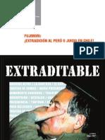 Peru-Fujimorio Extradicion a Peru o Juicio en Chile