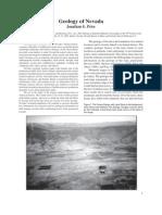 Geologia de Nevada