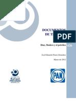 426. C José E. Flores. Diaz Madero y el Petróleo.pdf