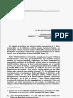Kant Ineditos Leningrado