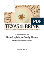 Texas on the Brink 2013