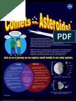 Comets vs Asteroids