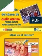 Rotafolio2 - Prevencion Cancer Cuello Uterino