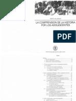 U1 - T2 - Grupo Valladolid (1994), Cap. 5. La comprensión de la Historia por los adolescentes.pdf