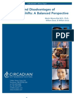 CIRCADIAN - Advantages Disadvantages of 12-Hour Shifts