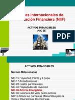 Presentacion de Intangibles (NIC 38)