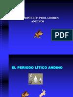 Primerospobladoresandinos Del Peru