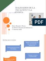 GENERALIDADES DE LA COMUNICACIÓN Y LA ENTREVISTA.pdf