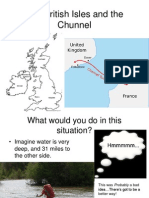 The British Isles and the Chunnel