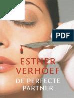 Verhoef, Esther - De Perfecte Partner