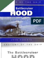 [Conway Maritime Press] [Anatomy of the Ship] the Battlecruiser Hood (2010)