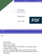 Thomas Koch Zookeeper