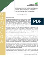 Resumen Ejecutivo Modelos Costos Gestion Ambiental