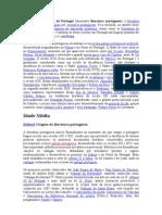 Literatura de Portugal