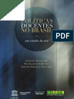 Políticas docentes no Brasil - um estado da arte