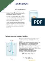 Estatica de Fluidos CP