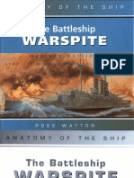 [Conway Maritime Press] [Anatomy of the Ship] the Battleship Warspite