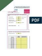 Erlang Calculator v1