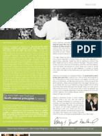 March Newsletter 2009