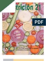 Nutrición 21