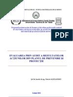 Evaluarea Prin Audit a Rezultatelor Actiunilor Din Planul de Prevenire Si Protectie
