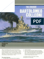[Conway Maritime Press] [Anatomy of the Ship] the Cruiser Bartolomeo Colleoni