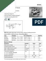 BF2030 Data Sheets