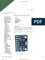 Arduino Playground - MPU-6050