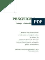 94142532 Ejemplo Practica Ensayo de Traccion