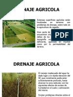 Drenajes Agricolas