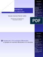 Diapositivas Ec.diferenciales