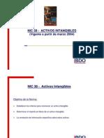 NIC 38 - Carlos Cardenas