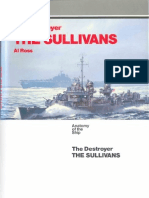 [Conway Maritime Press] [Anatomy of the Ship] the Destroyer - The Sullivans (Fletcher Class)
