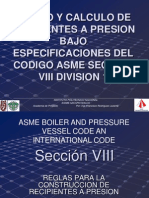 Codigo Asme Seccion Viii Division 1