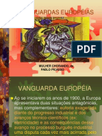 As Vanguardas Europeias (1) (1)