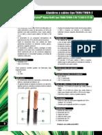 Cables Tipos (Latincasa), Caracteristicas, Usos, THWN-THHN