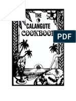 13237049 Calangute Cookbook 1995