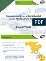 Edgardo Escobar Ochoa - Conversiones Diesel a Gas Natural, El Mejor Aliado de Su Negocio