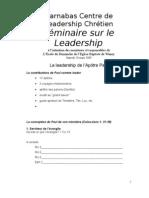Leadership et ministère de Paul