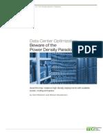 White Paper - Data Center Optimization